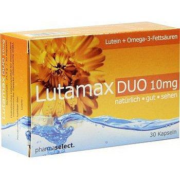 Lutamax DUO 10 mg x orální tobolky 30