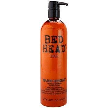 TIGI Bed Head Colour Goddess olejový kondicionér pro barvené vlasy  750 ml