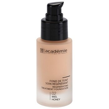 Academie Make-up Regenerating  tekutý make-up s hydratačním účinkem odstín 02 Honey 30 ml