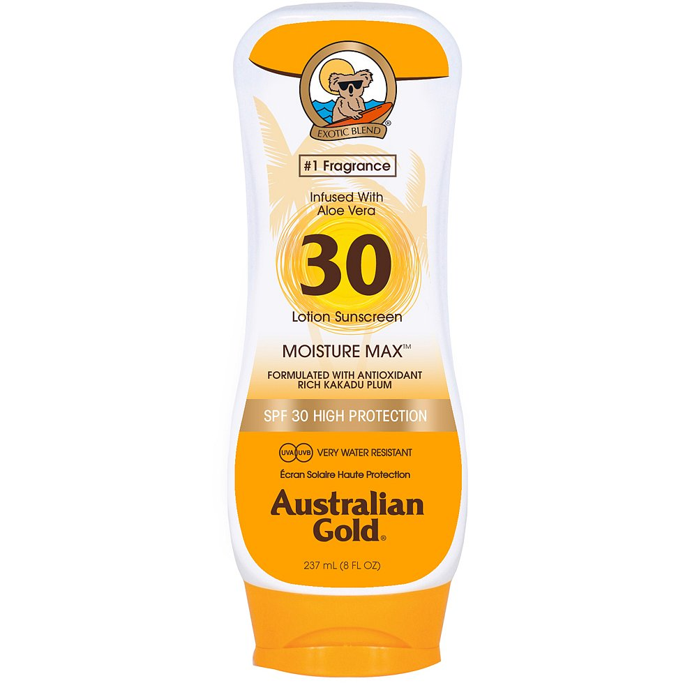 Australian Gold Lotion Clear SPF30 237ml