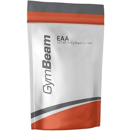GymBeam EAA blackcurrant 500g