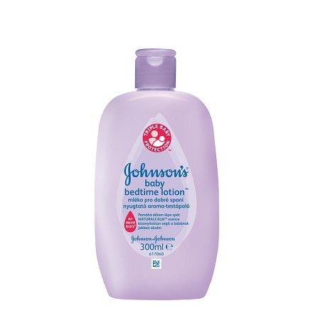 Johnson's Baby mléko pro dobré spaní 300ml