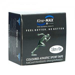 Kine-MAX neelastická tejpovací páska Team Tape 3,8cm x 10m -zelená-