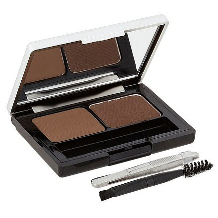 Brow Artist Genius Kit sada na obočí Medium to Dark 3,5g