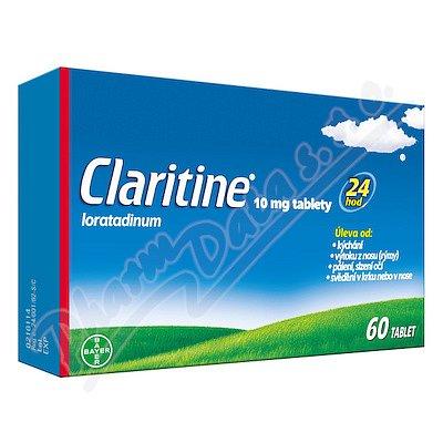 Claritine 10mg tbl.nob.60x10mg