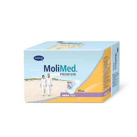 Inkontinentní vložky MoliMed Premium Maxi 14ks