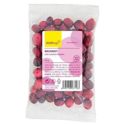 Brusinky 20 g Wolfberry