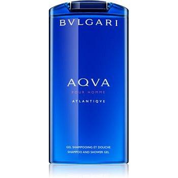 Bvlgari AQVA Pour Homme Atlantiqve sprchový gel pro muže 200 ml