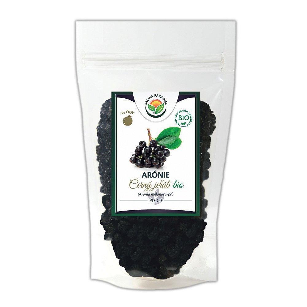 SALVIA PARADISE Arónie - černý jeřáb BIO 250 g