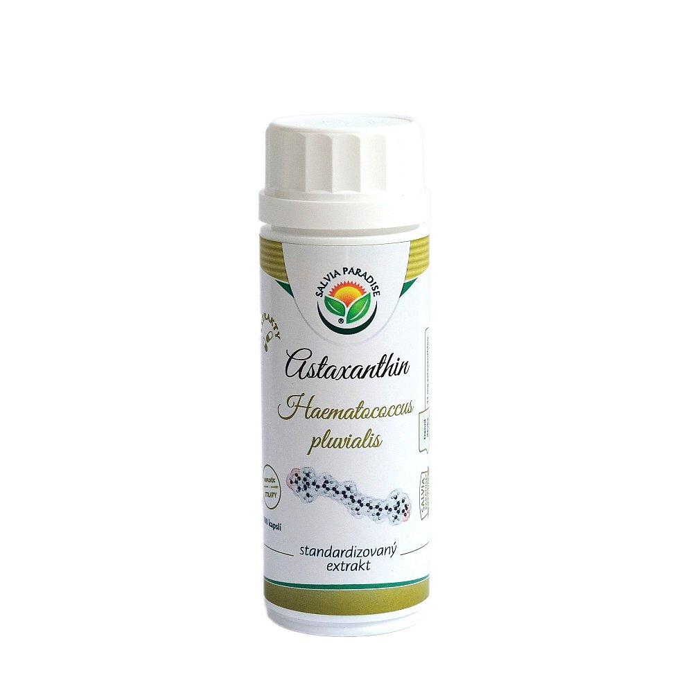 SALVIA PARADISE Astaxanthin standardizovaný extrakt kapsle 100 ks