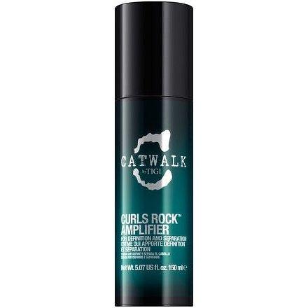 TIGI Catwalk Curlesque Curl Collection (Curls Rock Amplifier Cream) Krém pro vlnité a trvalené vlasy 150 ml