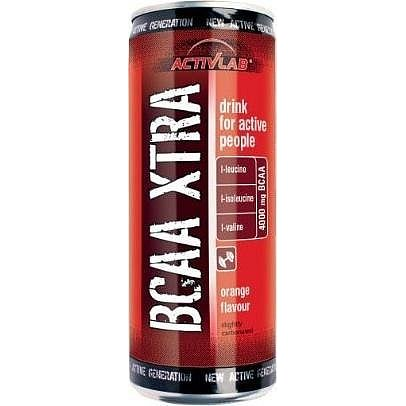 ActivLab BCAA Drink pomeranč 250ml