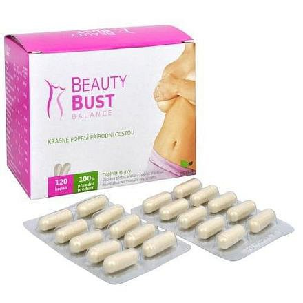 Beauty Bust Balance orální tobolky 120