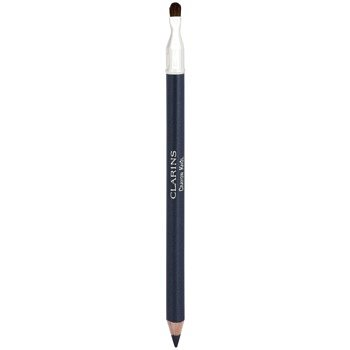 Clarins Eye Make-Up Eye Pencil tužka na oči se štětečkem odstín 04 Platinum 1,05 g