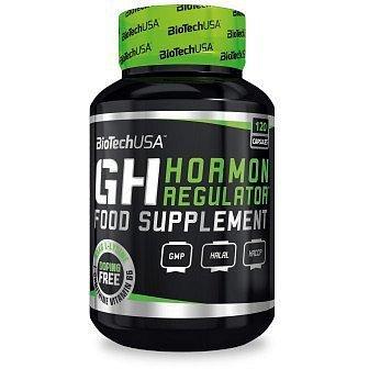 BioTech USA GH Hormon Regulator 120 cps
