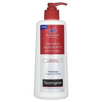 Neutrogena Intenzivní regenerační tělové mléko pro suchou & hrubou pokožku 400ml