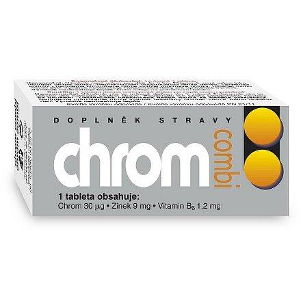 Chrom combi tablety 60