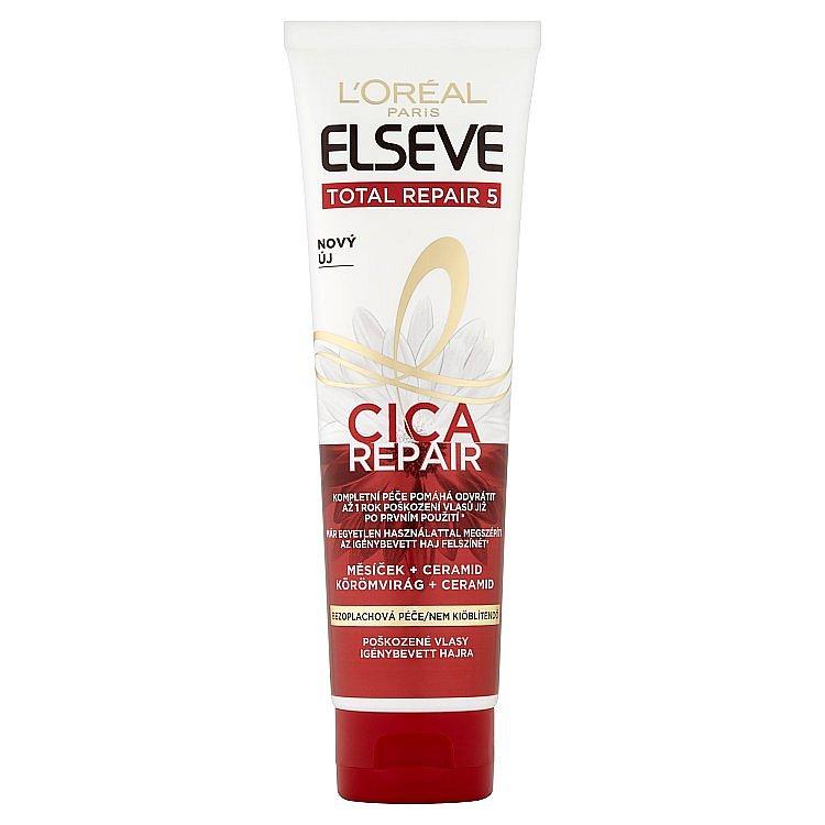 L'Oréal Pairs Elseve Total Repair 5 Cica krém do délek vlasů a konečků 100 ml