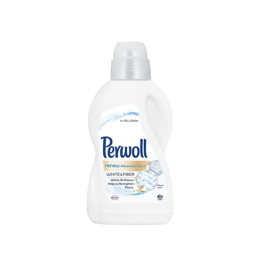 Perwoll White prací gel, 15 praní 900 ml