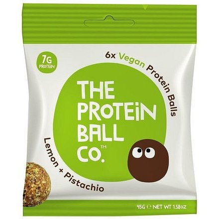 Vegan Protein Balls lemon + pistachio 45g