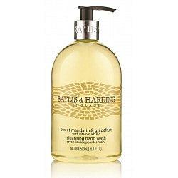Baylis & Harding Tekuté mýdlo na ruce Mandarinka a grapefruit 500 ml
