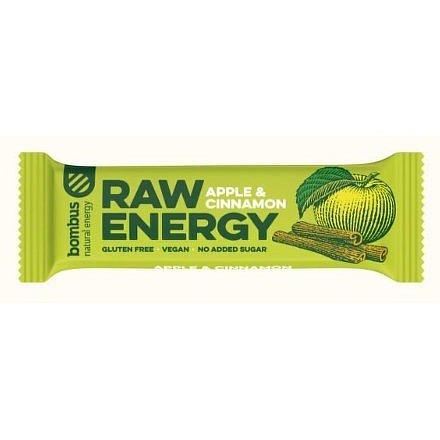Bombus Raw energy Apple 50g