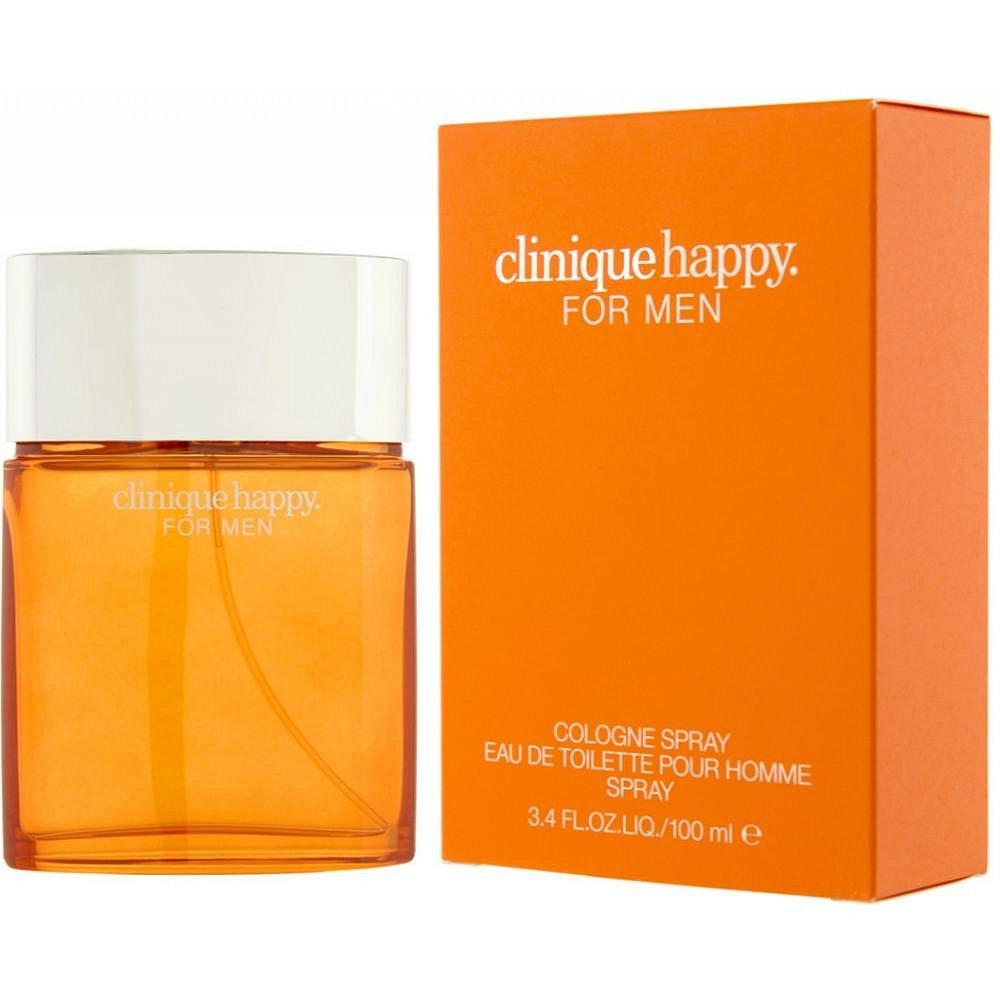 CLINIQUE Happy For Men Kolínská voda s rozprašovačem 100 ml