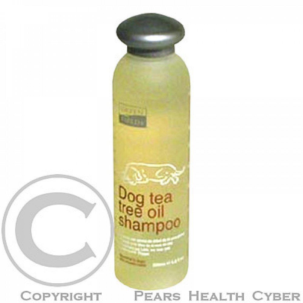 Greenfields šampon s Tea Tree olejem pes 200ml