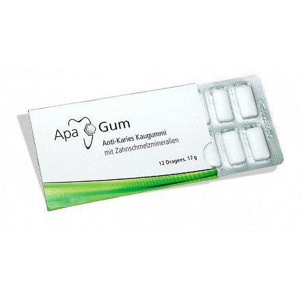 ApaGum žvýkačky 12ks