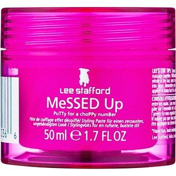 Lee Stafford Styling tvarující tmel na vlasy 50 ml