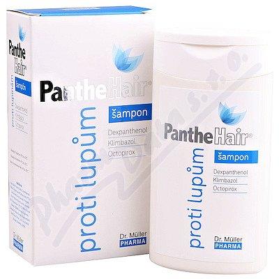 Panthehair šampon proti lupům NEW 200ml Dr.Müller