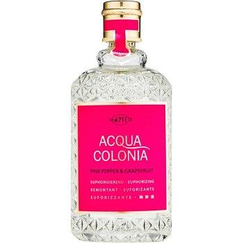 4711 Acqua Colonia Pink Pepper & Grapefruit kolínská voda unisex 170 ml
