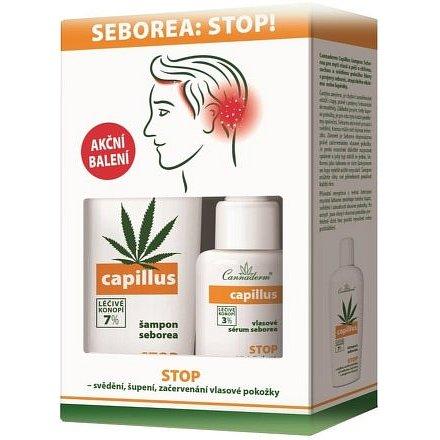 annaderm DUO-pack Capillus šampon 150ml + sérum seborea 40ml