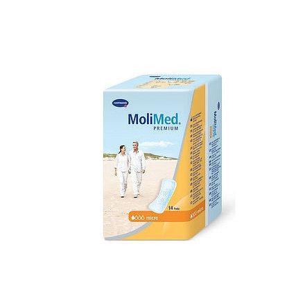 Inkontinentní vložky MoliMed Premium Micro 14ks