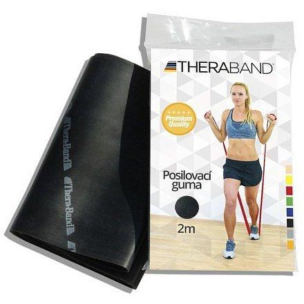 Thera-Band Posilovací guma černá
