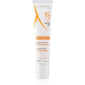A-Derma Protect ochranný fluid SPF 50+ 40 ml