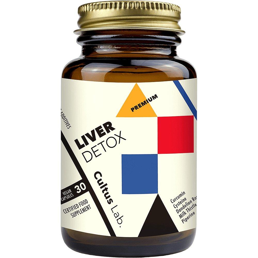 Liver Detox Premium Očista jater 30ks