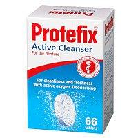 Protefix Aktivní čistící tab.na zub.protézu tablety 66
