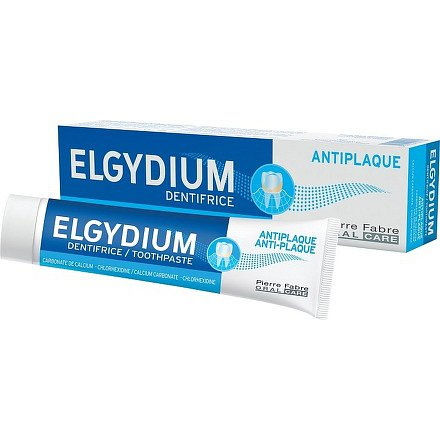 ELGYDIUM ANTIPLAQUE zubní pasta 75ml