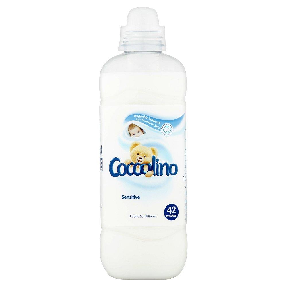 COCCOLINO Sensitive aviváž 42 dávek 1,05l