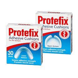 Protefix Fixační podložky - horní zub.prot.30ks