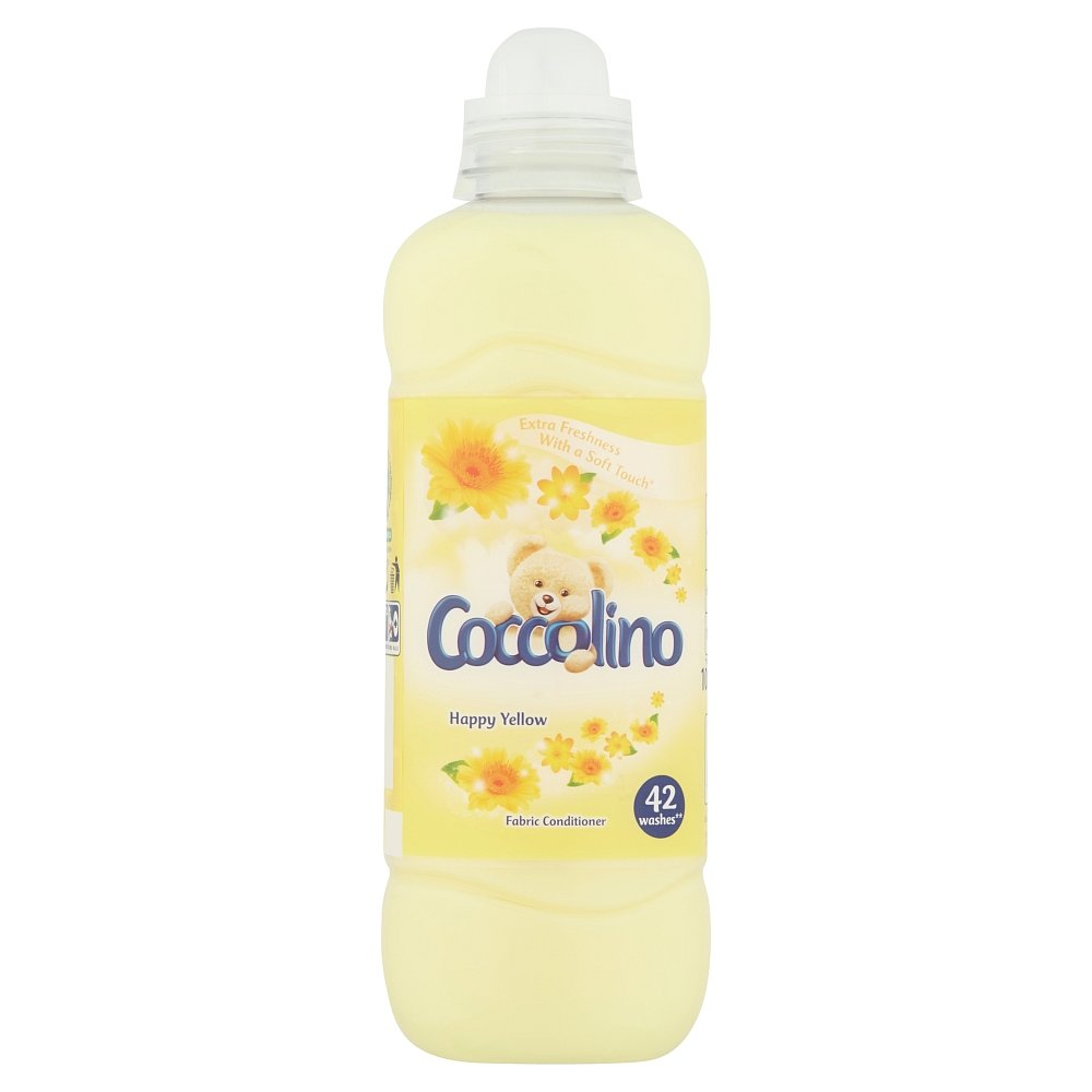 Coccolino Happy Yellow aviváž 1,05 l