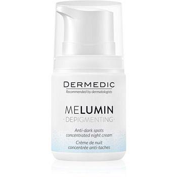 Dermedic Melumin  noční krém proti tmavým skvrnám  55 g