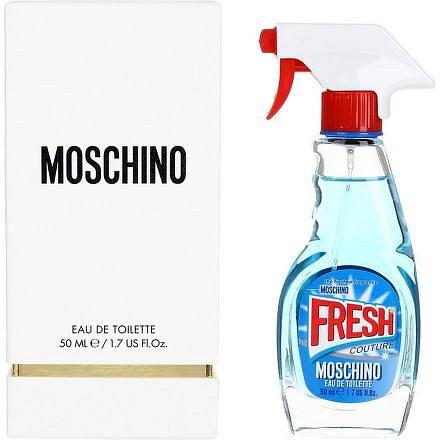 MOSCHINO FRESH COUTURE Vapo EdT 50ml