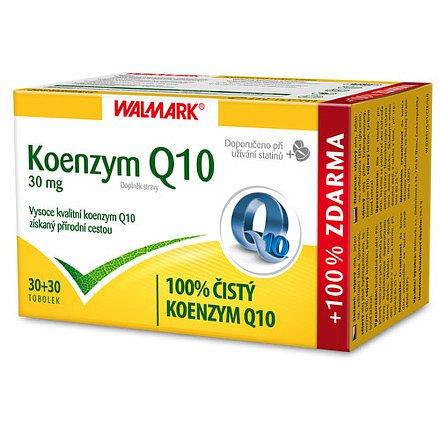 Walmark Koenzym Q10 30mg tob.30+30
