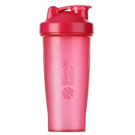 BlenderBottle Blender Bottle Classic 600 ml - růžový
