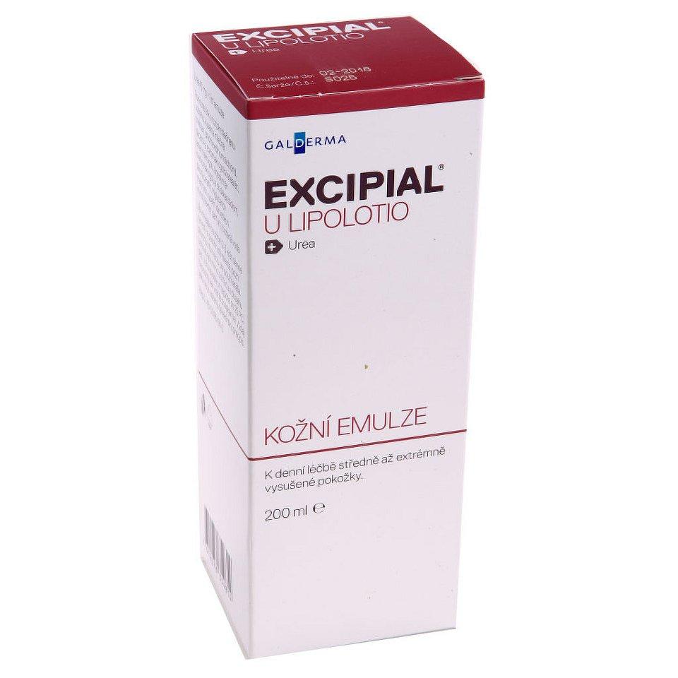 EXCIPIAL U LIPOLOTIO 40MG/ML kožní podání EML 200ML