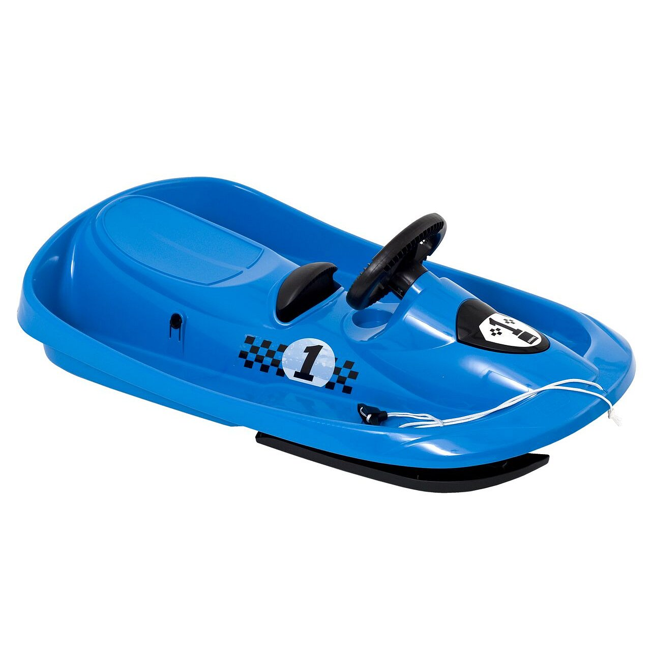 HAMAX Sněžný bob Sno Formel - bledě modrý