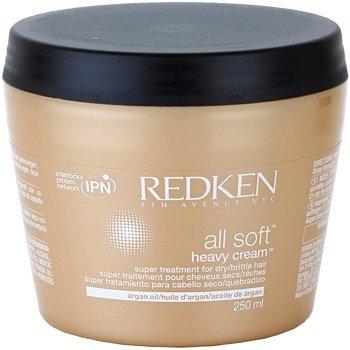 Redken All Soft kúra pro suché a křehké vlasy  250 ml