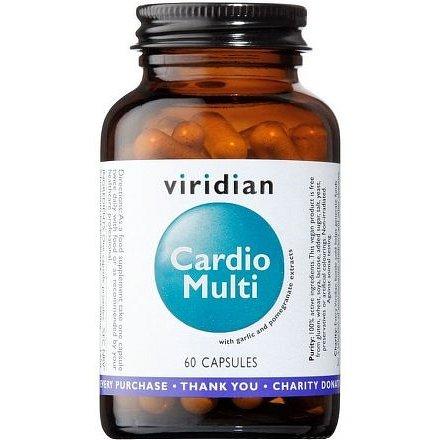 Cardio Multi 60 kapslí